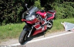 Motorradunfall Offingen-Gundremmingen 7