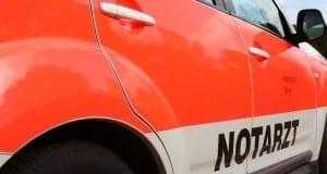 Notarzt NEF Rettungsdienst