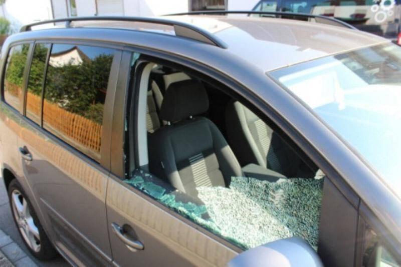 Polizei illertissen Auto Aufbrecher als Serientäte