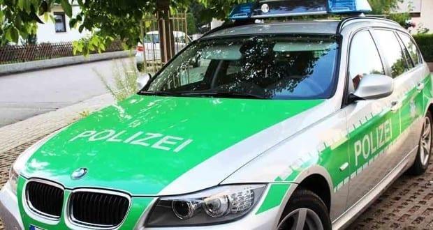 Polizeifahrzeug Polizeiauto