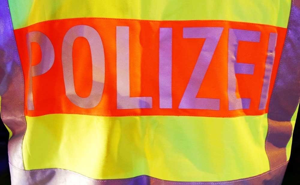 Rettungsweste Polizei Warnweste