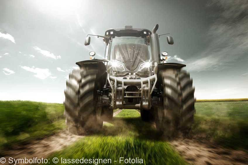 Traktor Bulldog Landwirtschaft lassedesignen