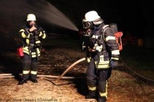 Brand Landwirtschaftliches Anwesen in Neu-Ulm Reutti