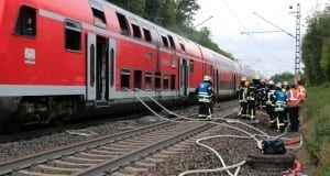 Brand Wagon Regionalbahn Ulm-Jungingen