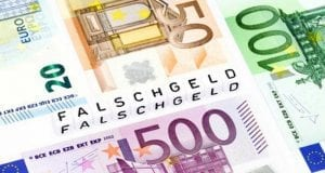 Falschgeld, Geld gefälscht