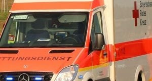 BRK Rettungswagen