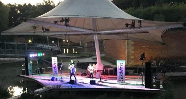 Konzert Südwind Glacis Park