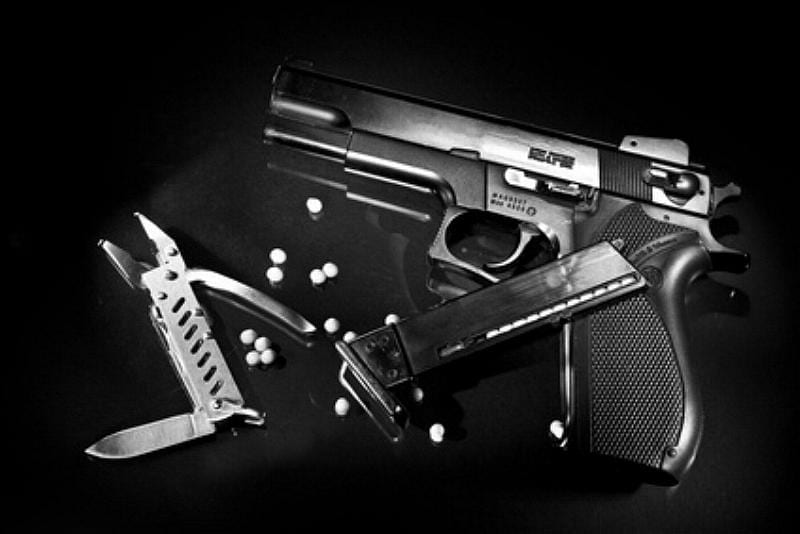Softair Pistole
