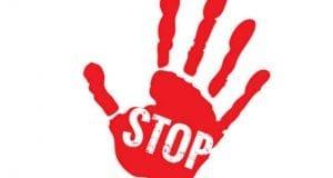 Stop - Dagegen