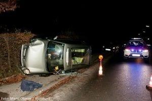 Verkehrsunfall Pfaffenhofen a.d. Roth am 22.11.2016