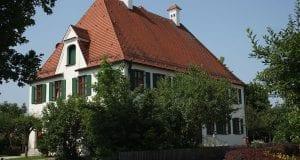 Pfarrhaus in Ichenhausen-Autenried