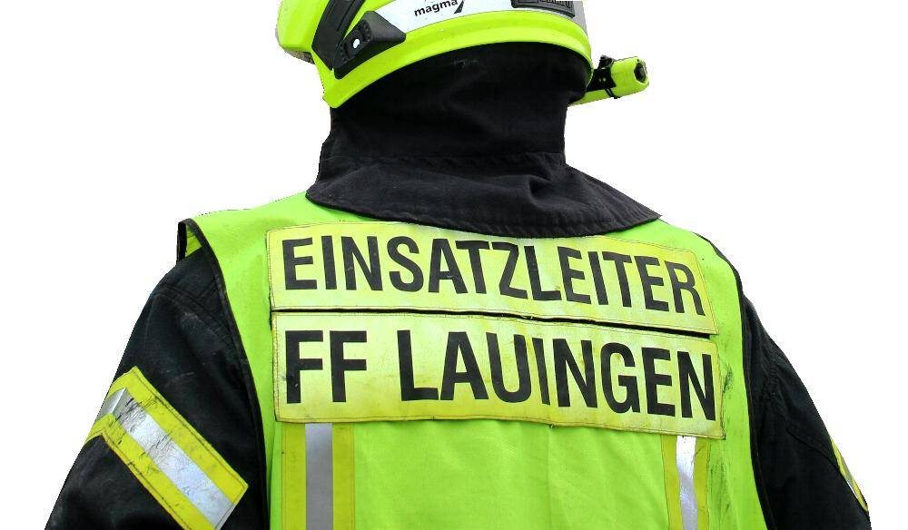 Feuerwehr Lauingen Einsatzleiter