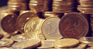 Münzgeld Münzen Euro