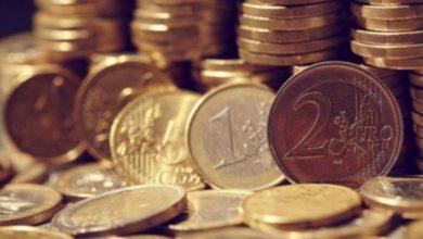 Münzgeld-Münzen-Euro