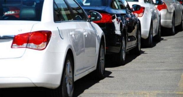 Parken Parkende Fahrzeuge