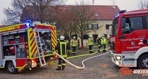 Brand in Wattenweiler
