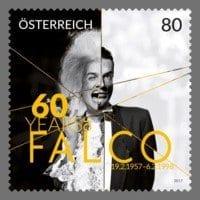 Falco60 Briefmarke