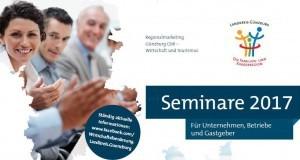 Regionalmarketing Günzburg Seminar