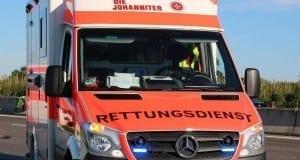 Rettungswagen Johanniter