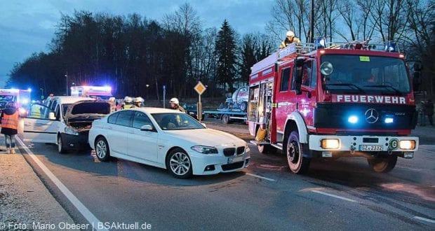 Auffahunfall Ichenhausen B16 07032017 6_1