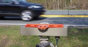 Blitzer Geschwindigkeitsmessung - Sven Grundmann - Fotolia