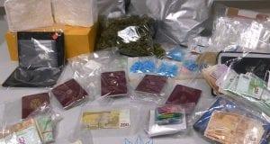 Ehingen Drogen rauschgift geld ausweise