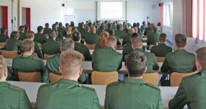 PP Schwaben Süd-West Neue Polizisten