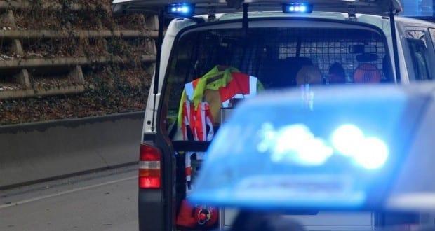 Polizeifahrzeuge Blaulicht