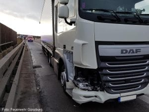 Toedlicher Unfall A8 Leipheim 2