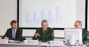 Vorstellung Polizeiliche Kriminalstatistik 2016