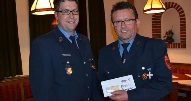 Feuerwehr Reisensburg Dienstversammlung 1