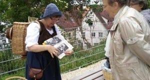 Stadtfuehrungen in Günzburg beginnen wieder im Mai