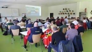 Lindau Workshop der Oranisationen.