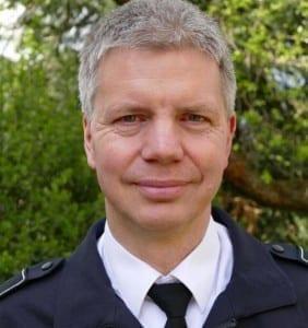 Brandamtsrat Matthias Fritsch