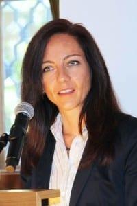 Kriminaloberkommissarin Daniela Hussenede