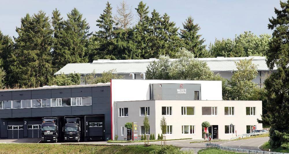 Maurer Veranstaltungstechnik Gebäude in Dietingen