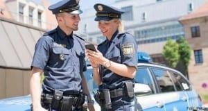 Polizei Messenger
