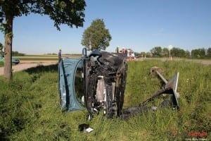 Verkehrsunfall GZ 2028 Guenzburg 2