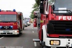 Verkehrsunfall Motorradfahrer und Traktor GZ4 Kreis Guenzburg 3