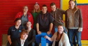 Projekttag des Integrationfachdienstes (ifd) Schwaben