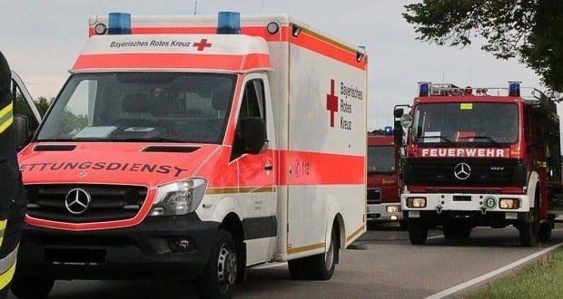 Feuerwehr Rettungswagen