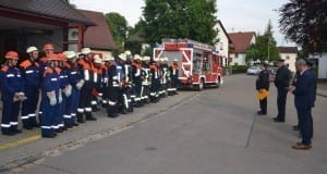Inspektion Feuerwehr Reisensburg 01