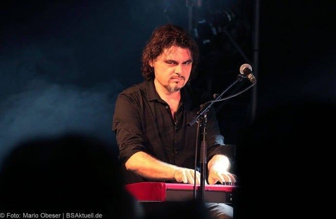Konzert Ana Popovic und Band im UlmerZelt 77