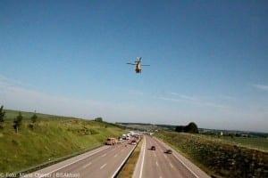 Unfall A8 zwischen Guenzburg-Burgau am 03062017 7