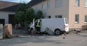 Unfall Guenzburg Ulmer Strasse am 10062017 1