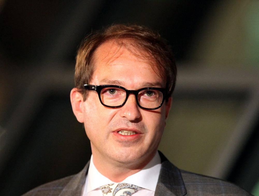 Alexander Dobrindt - Dieselkrise – dts