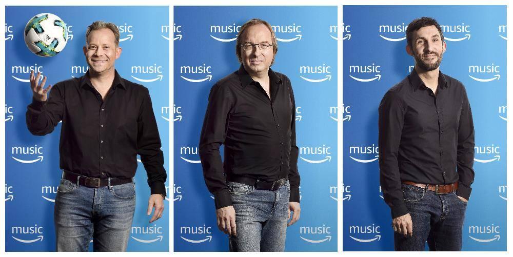 Amazon Music Bundesliga Redaktionsteam