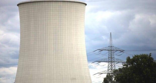 Atomkraftwerk Kühlturm
