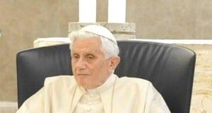 Benedikt XVI Ex-Papst