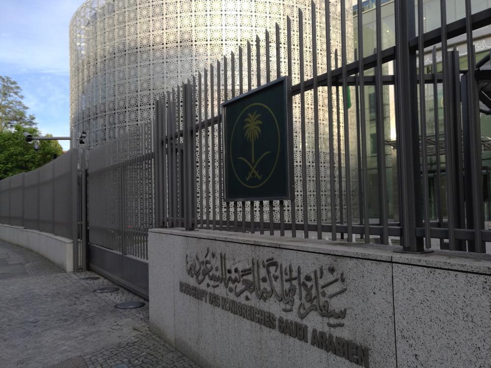 Botschaft von Saudi-Arabien in Deutschland